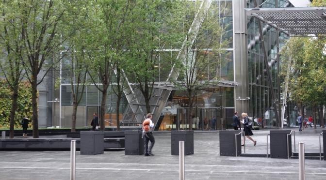 『007/スカイフォール』ロケ地情報#5 上海ビル(The Broadgate Tower)