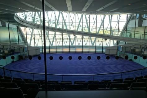 『007/スペクター』ロンドン・ロケ地 - シティー・ホール(CNSビル)