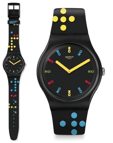 Swatch x 007 『007/ドクター・ノオ』