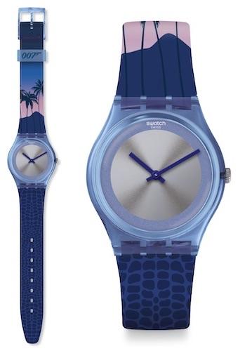 Swatch x 007 『007/消されたライセンス』(1989)