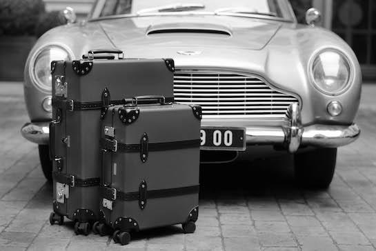 グローブ・トロッター『007/ノー・タイム・トゥ・ダイ』コレクション