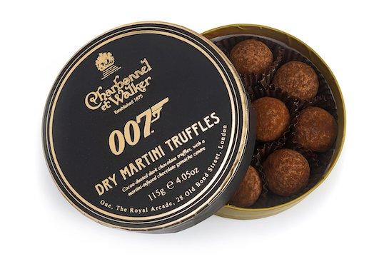 007 Dry Martini Truffles ©007Store