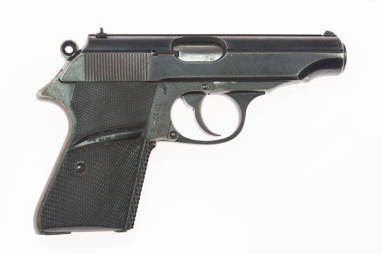 Walther PP in DR. NO © Julien's Auctions