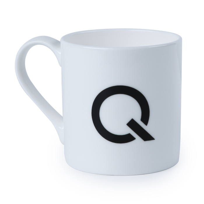 James Bond Q Quote Bone China Mug © 007Store