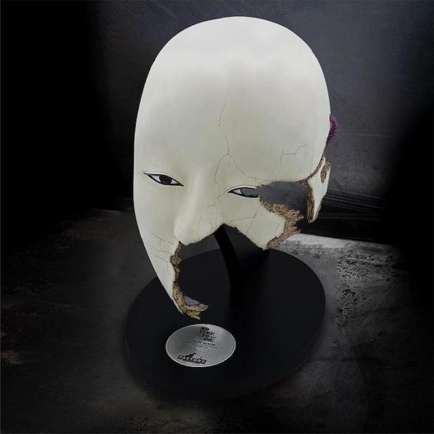 NO TIME TO DIE Safin mask prop replica fragmented edition © 007Store