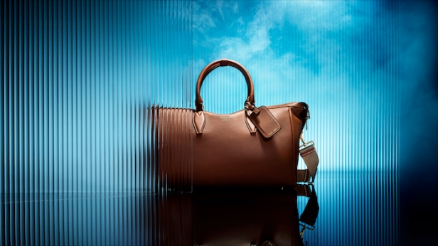 007 Bond Calf Leather Carryall © 007Store