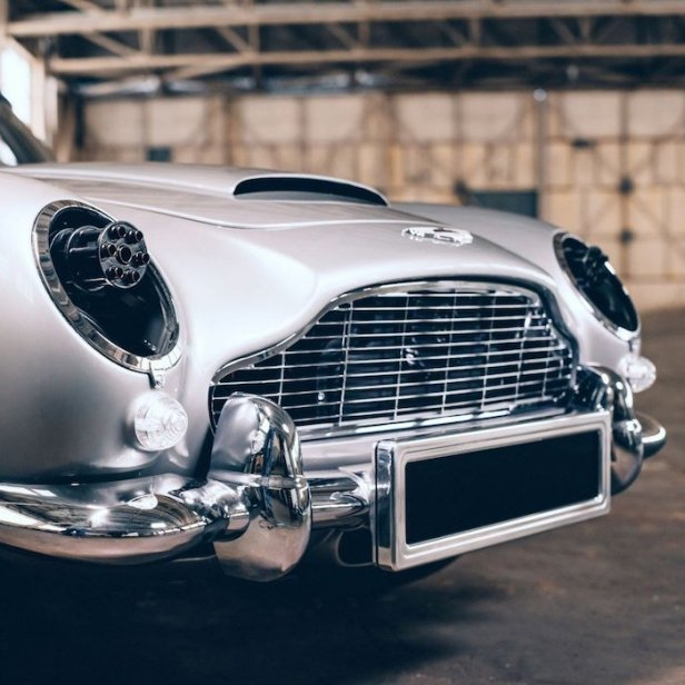 Aston Martin DB5 Junior No Time To Die Edition © 007Store
