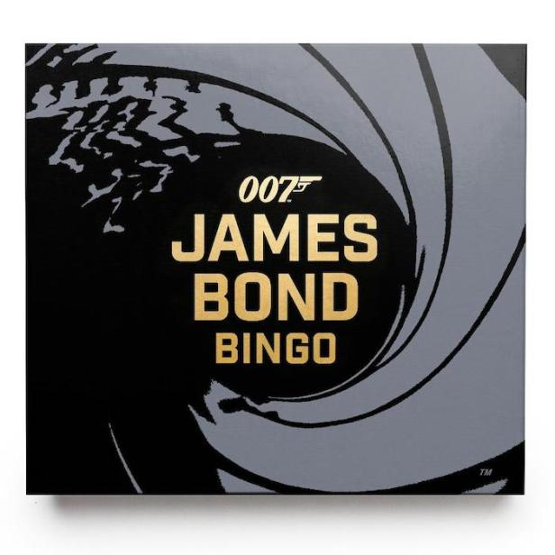 James Bond Bingo © 007Store