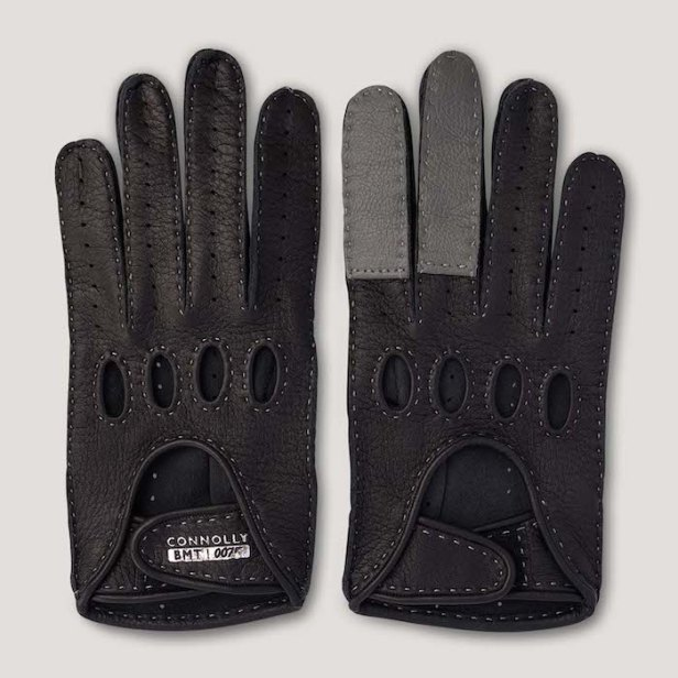 Leather Driving Gloves © 007Store