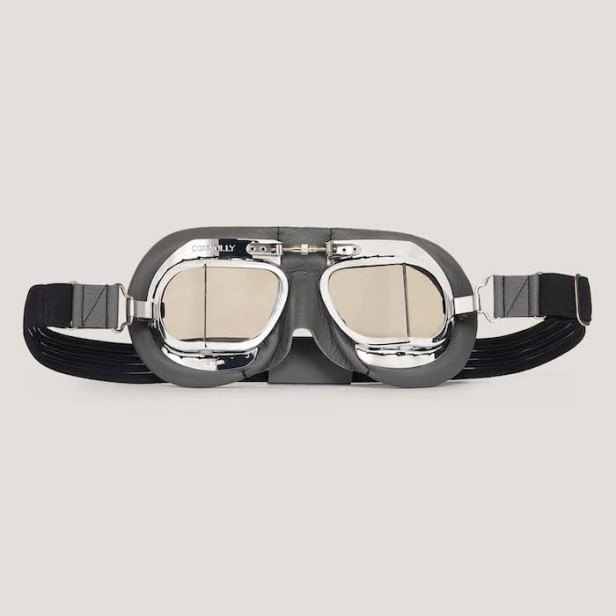 Leather Driving Goggles © 007Store