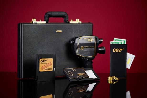 James Bond 007 Secret Agent Attaché Case - Collectors Edition © 007Store